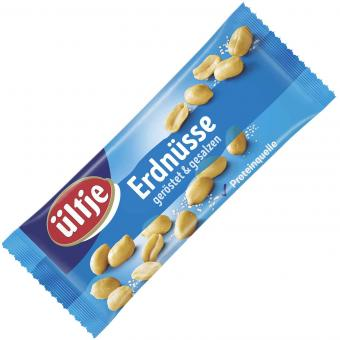 ültje Erdnüsse geröstet & gesalzen 50g