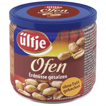 ültje Ofen Erdnüsse gesalzen 190g