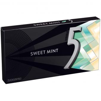 5 GUM Sweet Mint 8er