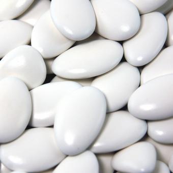 agilus Chocomandis weiß 500g