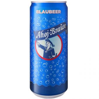 Ahoj-Brause Blaubeer 330ml