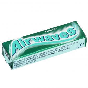 Airwaves Green Mint 10er