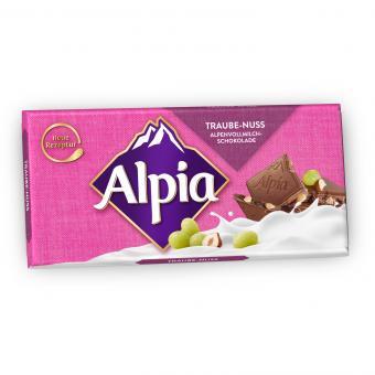 Alpia Traube-Nuss 100g