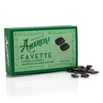 Amarelli Favette Box 100g