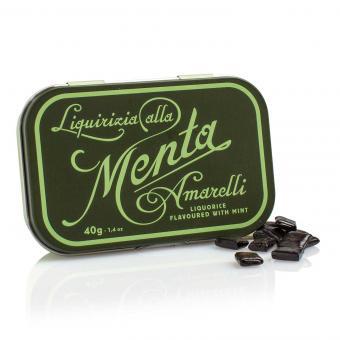 Amarelli Menta Green 40g