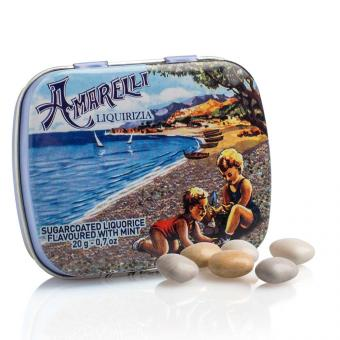 Amarelli Mint Beach 20g