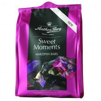 Anthon Berg Sweet Moments Marzipan Bars 165g