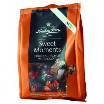 Anthon Berg Sweet Moments Chocolate Truffles with Nougat 157g