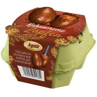 Argenta Dip Zapfen Kakaocreme 4er