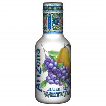 AriZona Blueberry White Tea 500ml