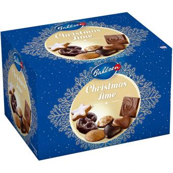 Bahlsen Christmas Time 5x250g