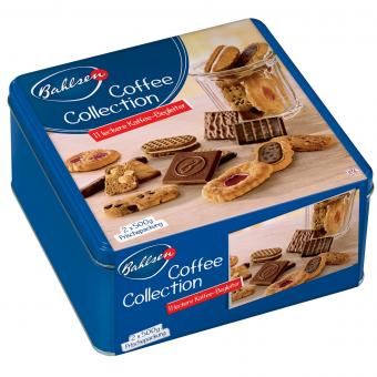 Bahlsen Coffee Collection 2x500g
