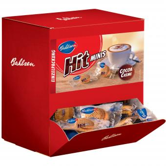 Bahlsen Hit Minis Cocoa Crème 150er