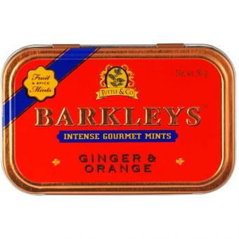 Barkleys Ginger & Orange 50g