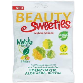 BeautySweeties Matcha-Sonnen 125g