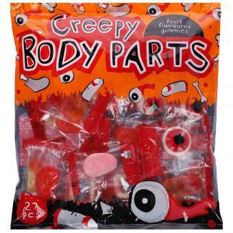Becky's Creepy Body Parts 220g