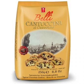 Belli Cantuccini al Cioccolato 250g