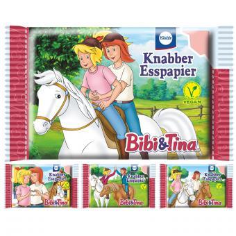 Küchle Knabber-Esspapier Bibi & Tina 25g
