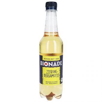 Bionade Zitrone-Bergamotte 500ml