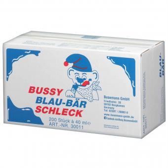 Bussy Blau-Bär Schleck 200x40ml