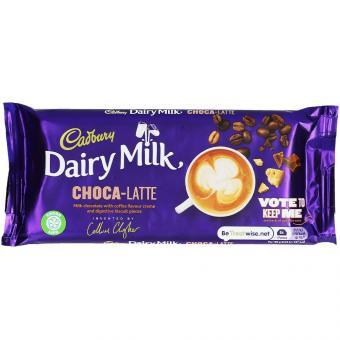 Cadbury Dairy Milk Choca-Latte 122,5g