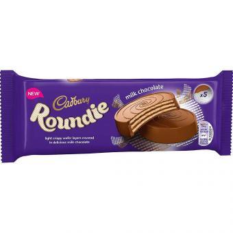 Cadbury Roundie Milk Chocolate 150g