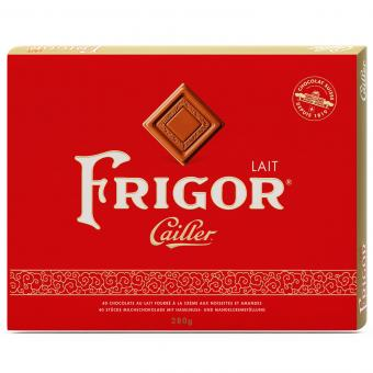 Cailler Frigor Lait 280g