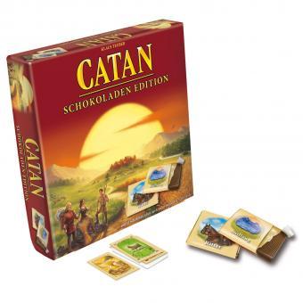 Catan Schokoladen-Edition