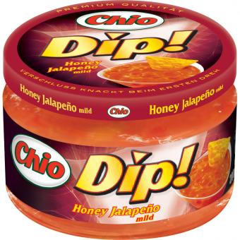 Chio Dip Honey Jalapeño mild 200ml