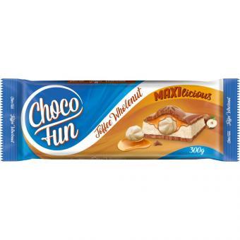 Choco Fun Maxilicious Toffee Wholenut 300g