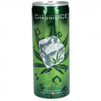 Chronic Ice Tea Green 250ml