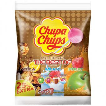 "Chupa Chups ""The Best Of"" 250er"