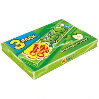Chupa Chups Big babol Green Apple 3x6er