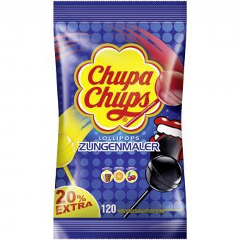 Chupa Chups Zungenmaler 120er Nachfüllbeutel