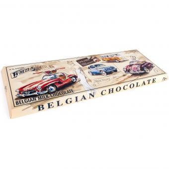 Classic Wheels Belgian Chocolate Milk 2kg