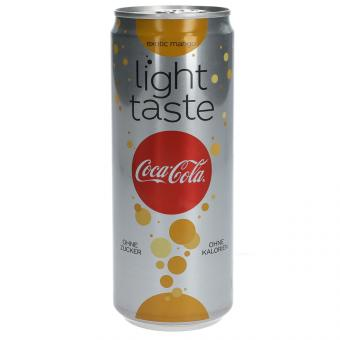 Coca Cola light taste Exotic Mango 330ml