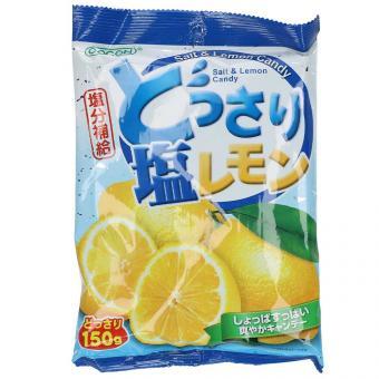 Cocon Salt & Lemon Candy 150g