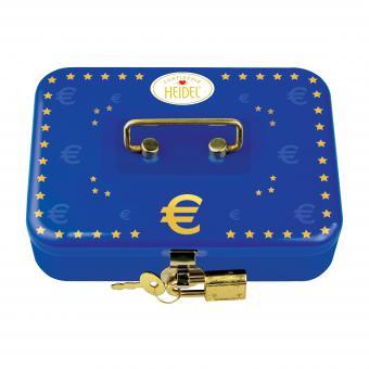Heidel Euro-Geldkassette 60g