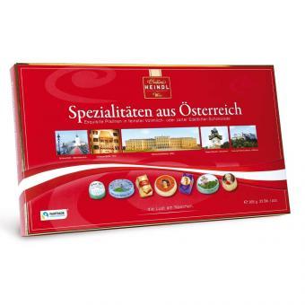 Confiserie Heindl Spezialitäten aus Österreich 355g