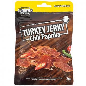 Conower Turkey Jerky Chili Paprika 60g