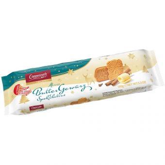 Coppenrath Mini Butter-Gewürz-Spekulatius 150g