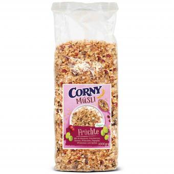 Corny Müsli Früchte 1kg