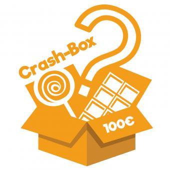 Crash-Box EUR 100,-