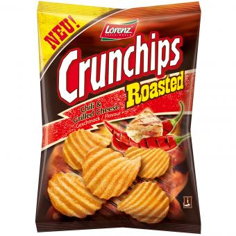 Crunchips Roasted Chili & Grilled Cheese 150g