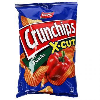 Crunchips x-cut Paprika 150g