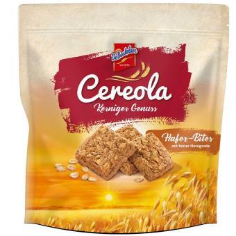 DeBeukelaer Cereola Kerniger Genuss Hafer-Bites 130g