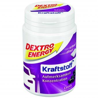 Dextro Energy Kraftstoff Cassis 68g
