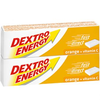 Dextro Energy Orange + Vitamin C 2x47g