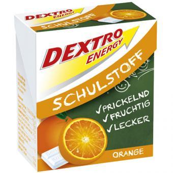Dextro Energy Schulstoff Orange 50g
