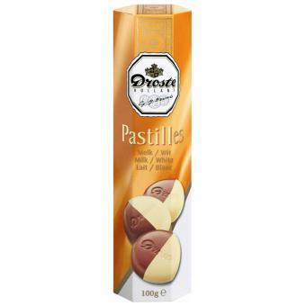 Droste Pastilles Milk White 100g